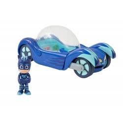 GIOCHI PREZIOSI PJ Masks Deluxe Electronic Vehicle With Catboy Figure PJM10400 8056379042280