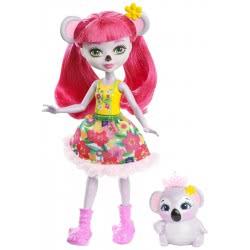 Mattel Enchantimals Karina Koala Doll FNH22 / FNH24 887961591644