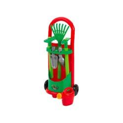 ecoiffier Τρόλευ Μικρού Κηπουρού με Αξεσουάρ 339 3280250003397