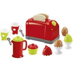 ecoiffier Set Toaster 1231 3280250012313