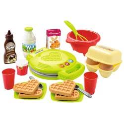 ecoiffier Waffle Baking Set 2631 3280250026310