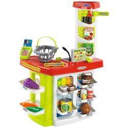 ecoiffier Super Shop Πάγκος Μίνι Μάρκετ με Ταμείο 1784 3280250017844
