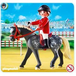 Playmobil Άλογο Trakehner 5110 4008789051103