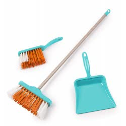 Smoby Σετ Καθαρισμού Με Σκούπα, Σκουπάκι Και Φαράσι 330307 3032163303077