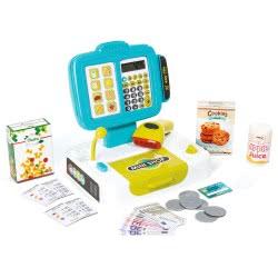 Smoby Ηλεκτρονική Ταμειακή Μηχανή Mini Shop 350104 3032163501046
