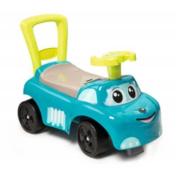 Smoby Auto Ride-On Walker 2 In 1 - Blue 720519 3032167205193