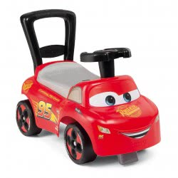 Smoby Cars Lightning McQueen Auto Ride-On Baby Walker 720517 3032167205179