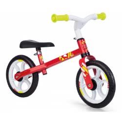 Smoby Ποδήλατο Ισορροπίας First Bike - Κόκκινο 770204 3032167702043