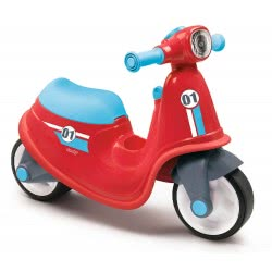 Smoby Scooter Περπατούρα - Κόκκινη 721003 3032167210036