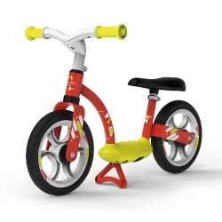 Smoby Παιδικό Ποδήλατο Ισορροπίας Balance Bike Comfort - Κόκκινο 770122 3032167701220