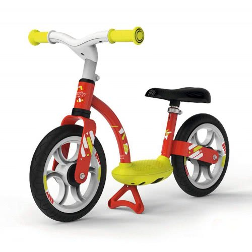 Smoby Balance Bike Comfort - Red 770122 3032167701220