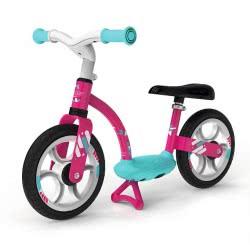 Smoby Παιδικό Ποδήλατο Ισορροπίας Balance Bike Comfort - Ροζ 770123 3032167701237