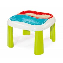 Smoby Water And Sand Table 840107 3032168401075