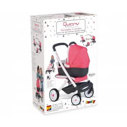 Smoby Maxi Cosi and Quinny Καροτσάκι Κούκλας 3 σε 1 253198 3032162531983
