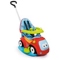 Smoby Maestro Comfort Ride-On Περπατούρα Αυτοκινητάκι 4 Χρήσεων 720400 3032167204004