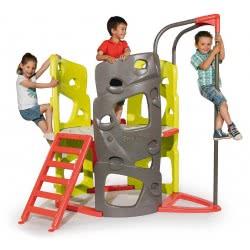 Smoby Climbing Tower Πύργος Δραστηριοτήτων 840201 3032168402010