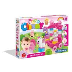 Clemmy My First Princess, Soft Bricks - 2 Designs 1033-17203 8005125172030