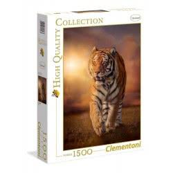 Clementoni H.Q. Puzzle 1500Pc Tiger 1220-31806 8005125318063