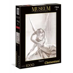 Clementoni Puzzle 1000pc High Quality Collection Museum Canova: Amor and Psyche 39432 8005125394326