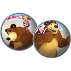 As company Unice Μπάλα 23εκ Masha and the bear 5002-2534 8420011025342