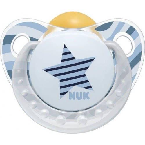 NUK Πιπίλα Καουτσούκ Trendline Adore 18-36m 1τμχ 10737008 4008600252887