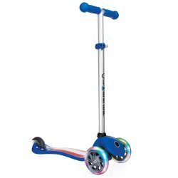 Globber Scooter Primo My Free Fantasy Light American Flag - Navy Blue 424-001 4897070181342