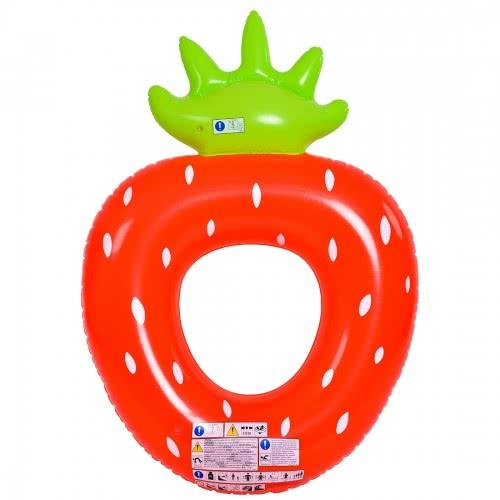 7898a8ff611 παιχνιδια για παιδια 2 ετων Jumbo | Jilong Σωσίβιο Φράουλα Jumbo 37342 |  Toys-shop