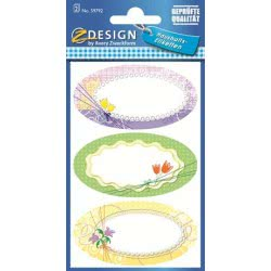 ZDesign Αυτοκόλλητα Ζ Design Home Eτικέτες 59792 4004182597927