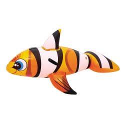 Bestway Φουσκωτό Ζωάκι Θάλασσας Ψάρι Νέμο 157x94εκ. 10230 6942138910230