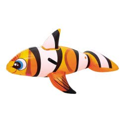 Bestway Inflatable Sea Fish Nemo 157X94cm 10230 6942138910230