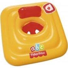 Bestway Fisher-Price Παιδικό Σωσίβιο Περπατούρα Swim Safe Βήμα Α 69x69εκ. 93519 6942138925821