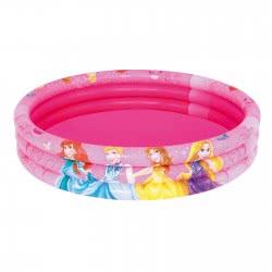 Bestway Φουσκωτή Παιδική Πισίνα Πριγκίπισσες Της Disney 3 Δαχτυλίων 122X25εκ. 91047 6942138908701