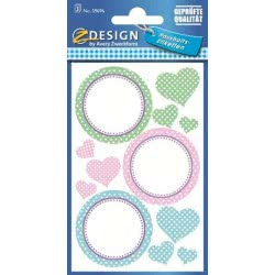 ZDesign Αυτοκόλλητα Ζ Design Home Eτικέτες 59696 4004182596968