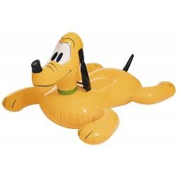 Bestway Φουσκωτός Σκύλος Θαλάσσης Παιχνιδιάρης Πλούτο 117X107εκ. 91074 6942138926156