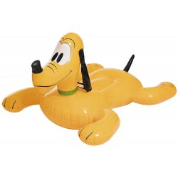 Bestway Inflatable Ride Toy Pluto 117X107cm 91074 6942138926156