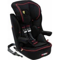 nania Κάθισμα Αυτοκινήτου I-Max Isofix Ferrari Black 964854 3507460076943
