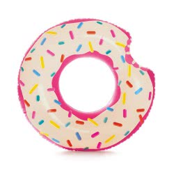 INTEX Inflatable Float Ring Donut Tube for Pool and Water 56265 6941057407296