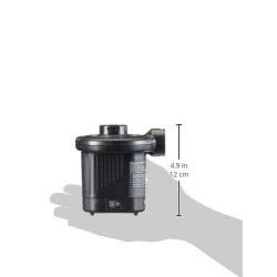 INTEX Ηλεκτρική Τρόμπα Quick-Fill AC/DC Electric Pump 66632 078257666324