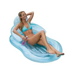 INTEX Comfort Inflatable Lounge 155x97cm 58857 078257588572