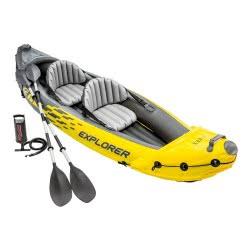 INTEX Κανό Explorer K2 Kayak 2ατόμων 312x91x51εκ  68307 6941057463070