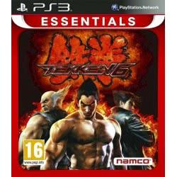 BANDAI NAMCO PS3 Tekken 6 Essentials 3700577000195 3700577000195