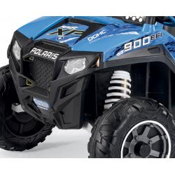 Peg-Perego Toys Peg-Perego Electric Jeep Polaris Ranger RZR 900 12V, Blue OD0084 8005475362976