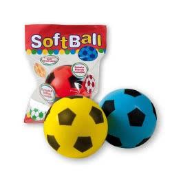 ANDRONI Giocattoli Soft Ball 20cm - 3 Colours 5960-0000-BC 8000796009609