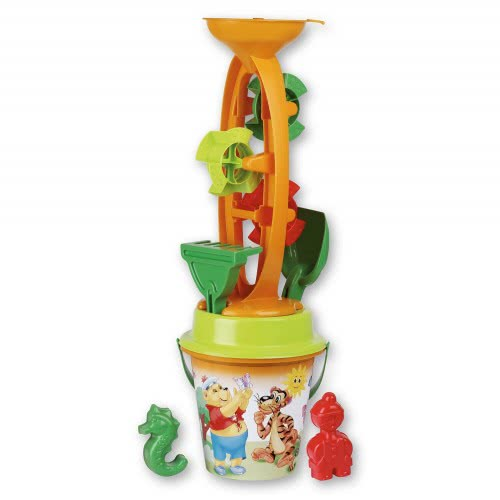 ANDRONI Giocattoli Winnie The Pooh Κουβαδάκι Μύλος Γίγας 1234-00PB 8000796082343