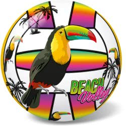 star Volley Ball Flamingo - Tukan - Unicorn, 23cm - 3 Designs 10/970 5202522009706