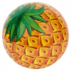 star Plastic Ball Fruits(Watermelon, Orange, Lemon, Pineapple), 11cm - 4 Designs 11/2942 5202522129428
