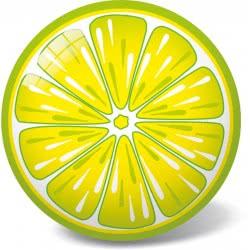star Plastic Ball Lemon, 23Cm 11/2943 5202522129435