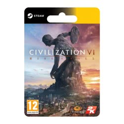 TAKE 2 Sid Meiers Civilization Vi: Rise And Fall  4059629002915