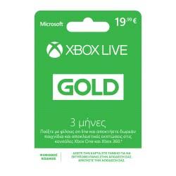 Microsoft Xbox Live 3 Month Gold Ww Online Esd R15  4250797688561