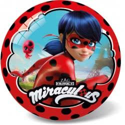star Plastic Ball Miraculous, 23cm 13/2937 5202522129374